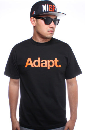 CTA (Men's Black/Orange Tee)