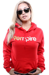 Empire (Women's Red Hoody)