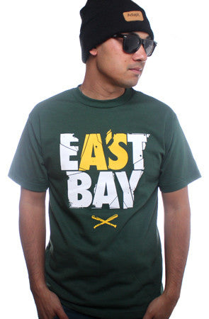 Eastbay (Men's Hunter Green Tee)