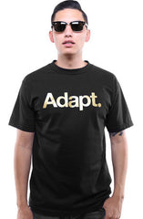 CTA (Men's Black/Gold Tee)