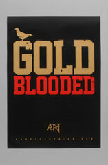 Gold Blooded (Poster)