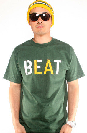 Beat LA (Men's Green/Gold Tee)