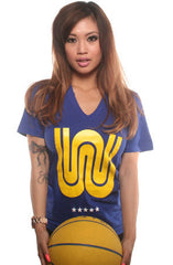 W (Women's Royal V-Neck)