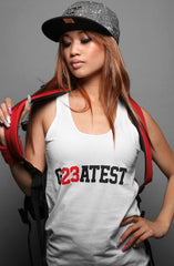 Greatest (Women's White Tank Top)