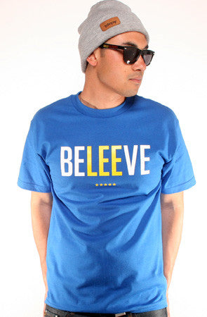 LAST CALL - Beleeve (Men's Royal Tee)