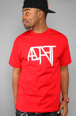 Low Go (Men's Red/White Tee)