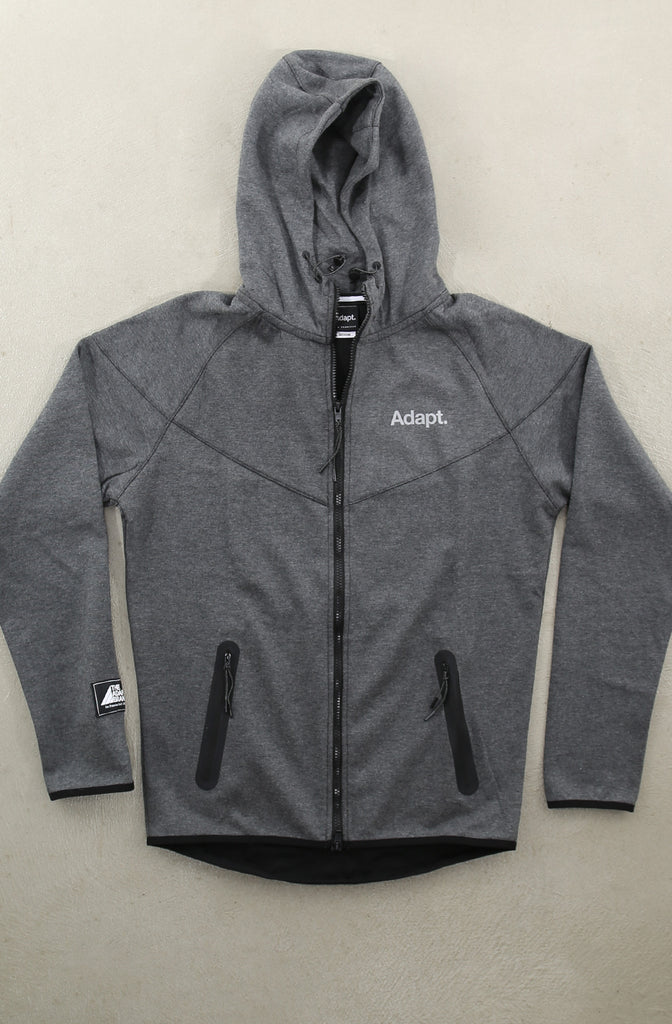 R6 (Men's Charcoal Heather/3M Tech Jacket)