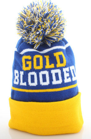 Gold Blooded (Royal Beanie)