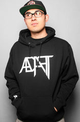 Low Go (Men's Black Hoody)