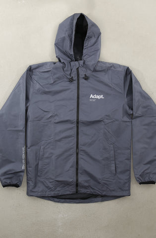 Future Proof (Men's Graphite Windbreaker)