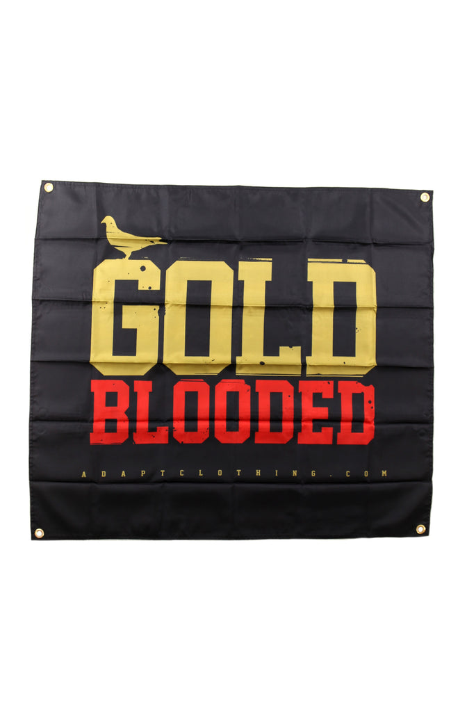 Gold Blooded (Banner)