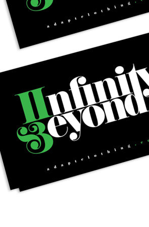 Infinity & Beyond (Poster)