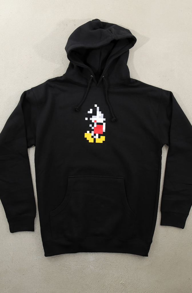 Mixel (Men's Black Hoody)