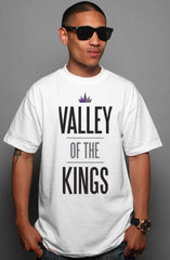 Valley of the Kings (Men's White Tee)