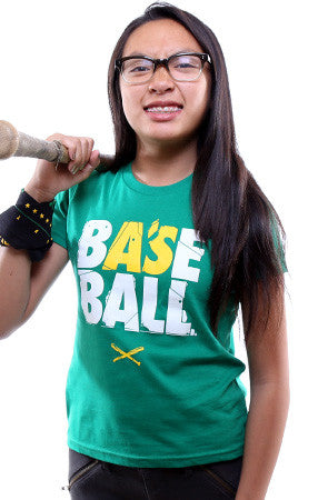 Baseball (Youth Unisex Kelly Tee)