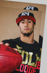 Colin Kaepernick X Adapt :: All Ball (Poster)