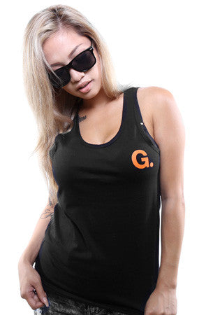 G (Women's Black Tank Top)