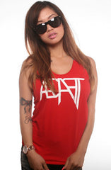 Low Go (Women's Red Tank Top)