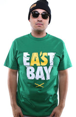Eastbay (Men's Kelly Green Tee)