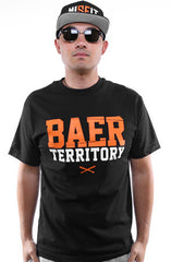 Baer Territory (Men's Black Tee)
