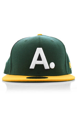 New Era X Adapt    A-Type (Green Gold 59 50 6c9f38771ab