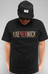 Colin Kaepernick X Adapt :: Kae9ernick (Men's Black Tee)
