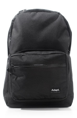 Jensen Daypack (Black/Orange Backpack)