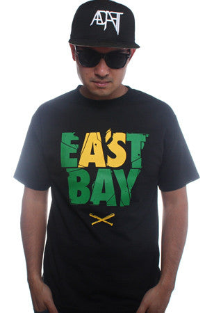 Eastbay (Men's Black Tee)