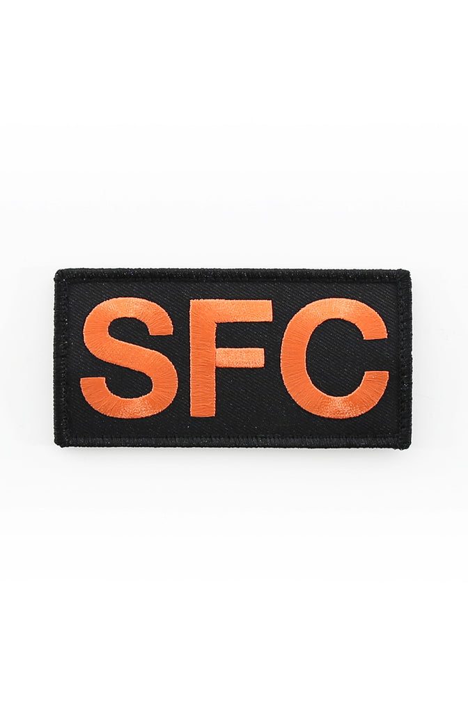 "SFC (Velcro Patch 2"" x 4"")"