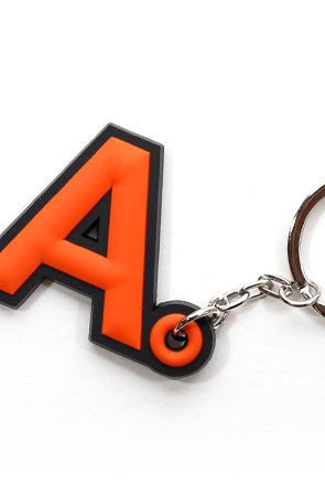 A-Type (Black/Orange Keychain)