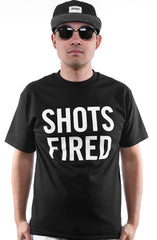 Breezy Excursion X Adapt :: Shots Fired (Men's Black Tee)