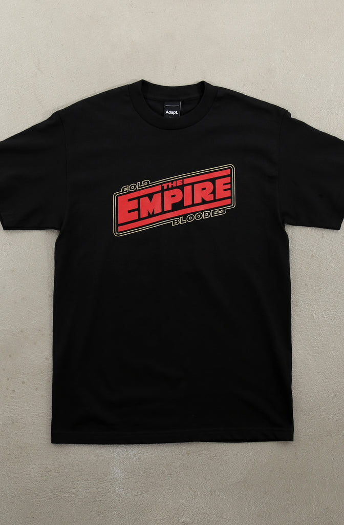 Empire Strike (Men's Black Tee)