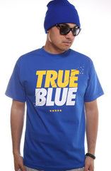 TRUE X Adapt :: True Blue (Men's Royal Tee)