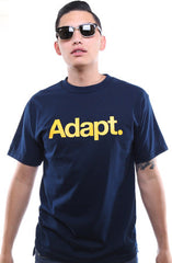CTA (Men's Navy/Gold Tee)