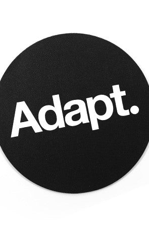 CTA (Black/White Mousepad)