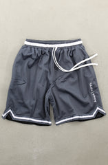Kineda (Men's Slate Mesh Game Shorts)