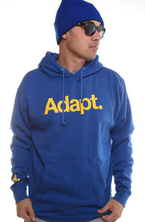 CTA (Men's Royal Hoody)