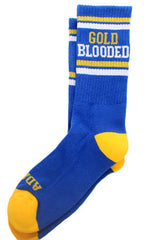 Gold Blooded (Royal Socks)