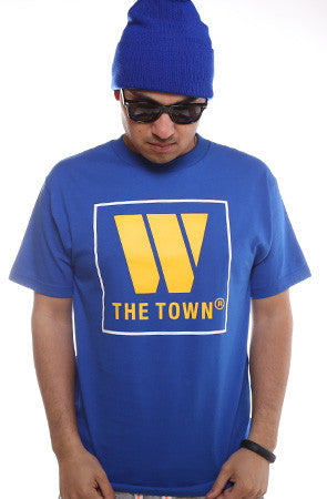 The Town (Men's Royal Tee)