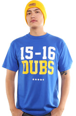 15-16 Dubs (Men's Royal Tee)