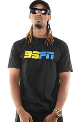LAST CALL - 35PN (Men's Black Tee)