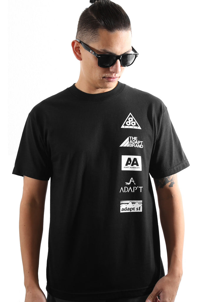 Elements (Men's Black Tee)