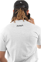 Designed by Adapt (Men's Heather Tee)