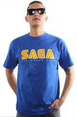 Saga (Men's Royal Tee)