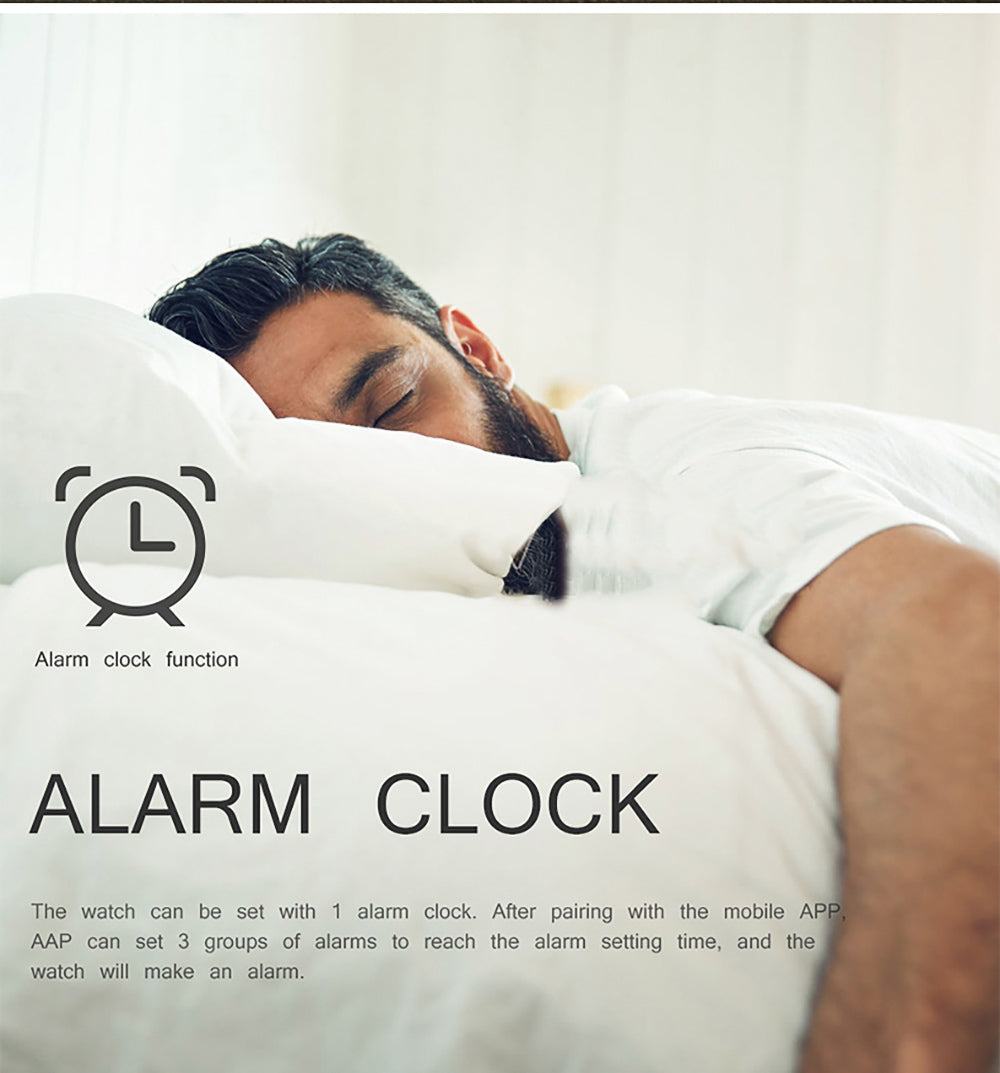 alarm clock function