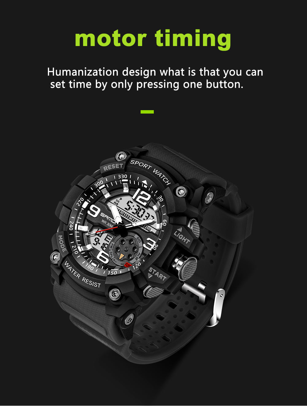 tactical digital watches