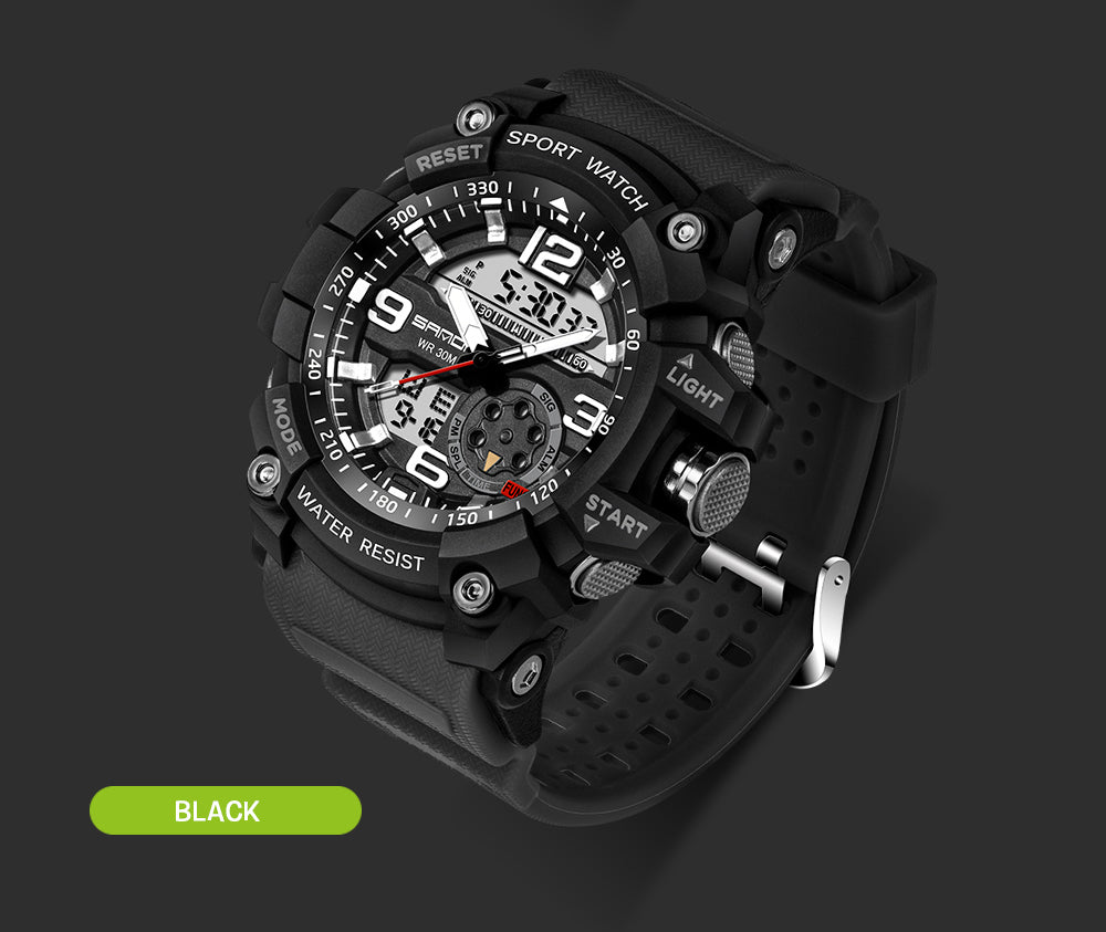analog digital watches low price