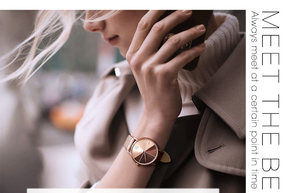 simple elegant women's watch