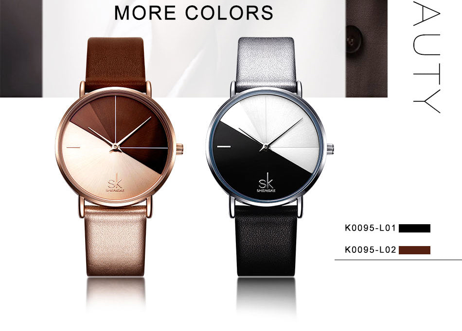 stylish ladies wrist watch