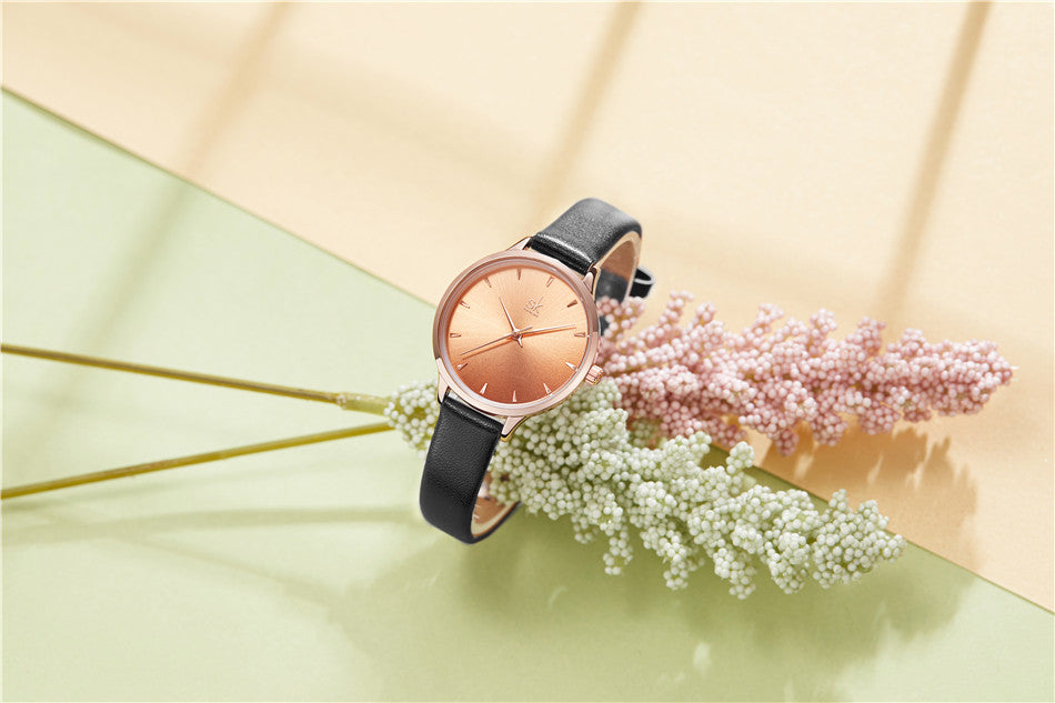 simple wrist watches for ladies